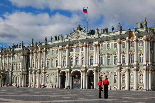 Sfeerimpressie Winterreis Rusland