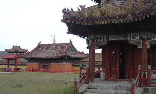 Sfeerimpressie Rondreis Mongolië