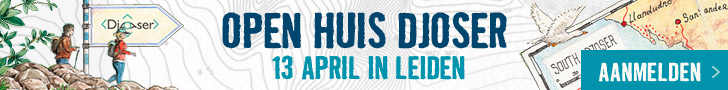 Open Huis 13 april