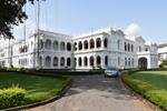 Nationaal museum in Colombo.