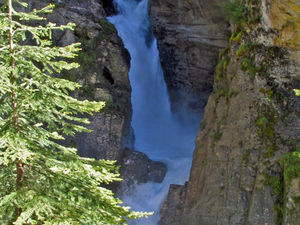 Lower Falls - Johnston Canyon