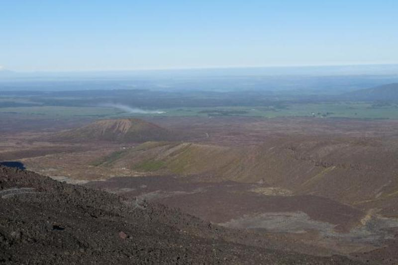 Tongariro Nationaal Park