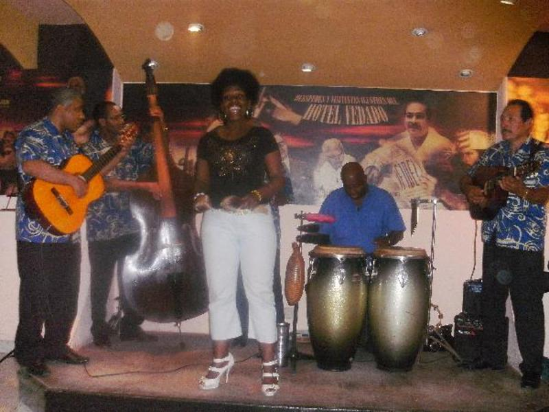 goede salsa band in Havana