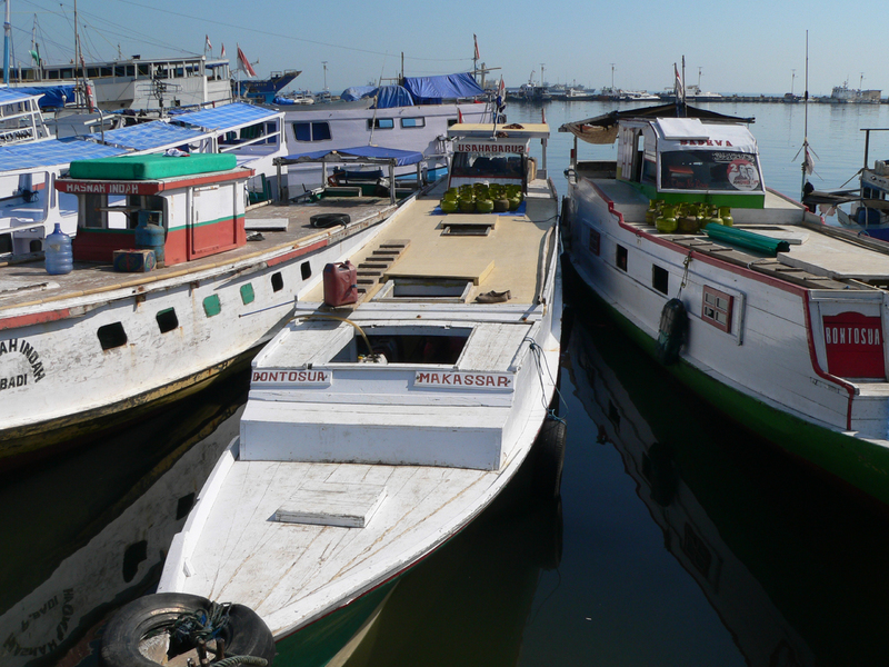 paotere haven makassar