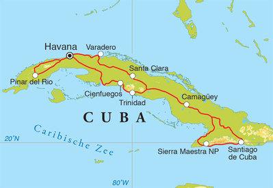 Rondreis Cuba 20 Dagen Djoser