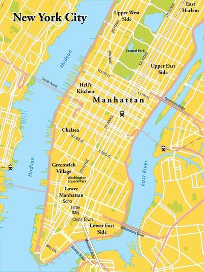 Nummer 1 aansluiting bar in NYC
