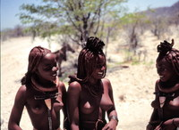 Namibie Himba junior