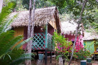 Costa rica amazone overnachting accommodatie Djoser