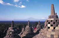 Borobudur Indonesie