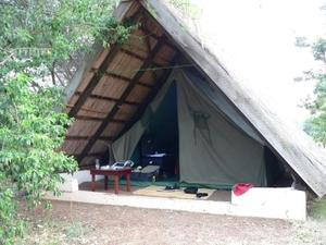 Lake Victoria – Tented Camp