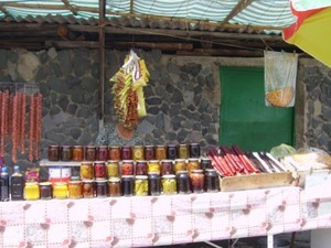 Home-made preserves, Garni