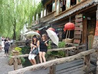Lijiang Oude Stad China Groepsreis Junior