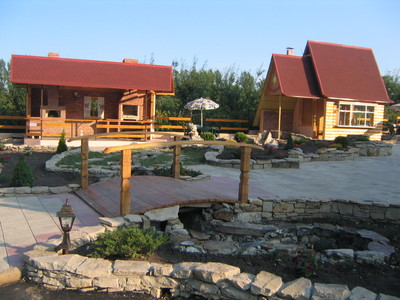 Moldavie hotel accommodatie overnachting Djoser