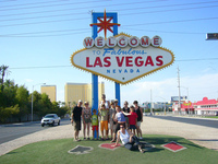 las vegas sign Djoser Family
