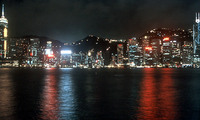 Hongkong by night China Groepsreis Junior