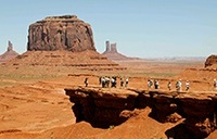 Monument Valley Amerika Djoser
