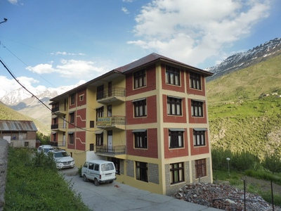 Hotel Keylong accommodatie overnachting Djoser India en Ladakh