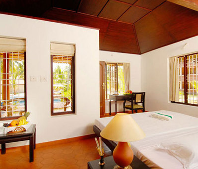 Zuid India rondreis hotel accommodatie overnachting Djoser