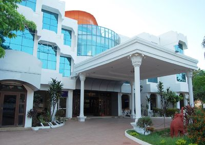 Zuid India hotel accommodatie overnachting rondreis Djoser