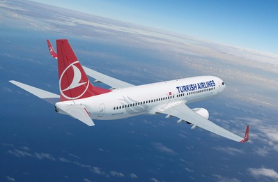 Azerbeidzjan Turkish Airlines Djoser