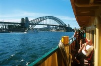 Harbout Bridge Sydney Australie