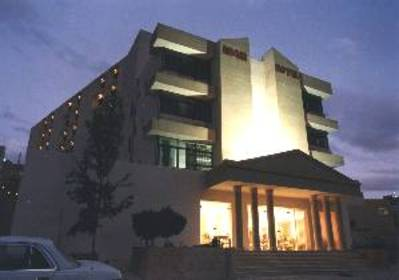 Hotel accommodatie Djoser