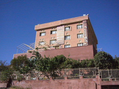 Iran accommodatie hotel Djoser
