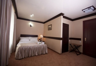 Armenie Georgie hotel accommodatie overnachting rondreis Djoser