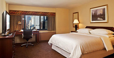 New york hotel accommodatie overnachting kamer Djoser
