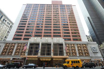 New york hotel overnachting djoser USA