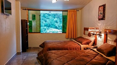 Peru hotel accommodatie overnachting Djoser