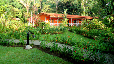 Costa Rica hotel overnachting accommodatie Djoser