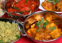 India keuken curries Djoser