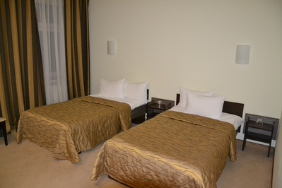Hotel accommodatie Djoser overnachting