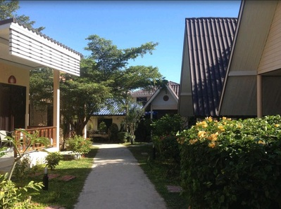 Tom Pizza Resort huisjes Koh Samed Djoser