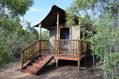 Zuid-Afrika lodge accommodatie overnachting Djoser