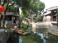 China oost Suzhou Djoser