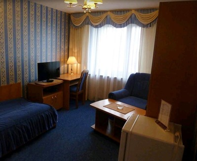 Hotel Wit-Rusland overnachting accommodatie Djoser