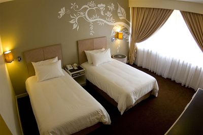 Maleisie rondreis hotel accommodatie overnachting Djoser