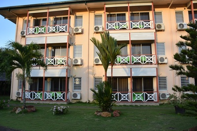Eco resort inn Suriname