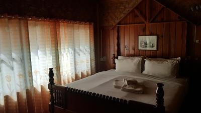 Myanmar - Inle Lake - Remember Inn kamer