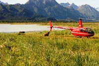 Beer helikopter Alaska