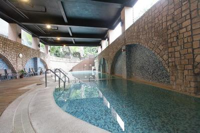 Hoya hotspring resort bad Chiphen Taiwan