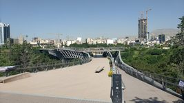 Tabbiat bridge, teheran