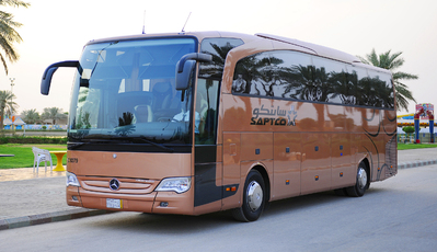 Saoedie Arabie -bus