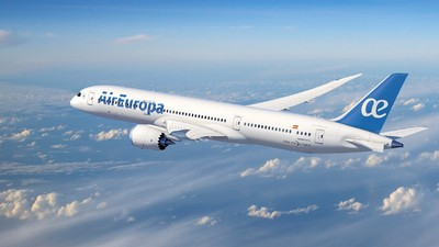 Air Europa Dreamliner 787