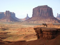 Monument Valley Amerika USA