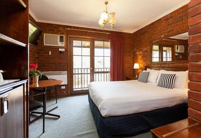 Armour Motor Inn kamer Beechworth Australie