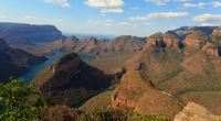 Blyde River Canyon Zuid Afrika