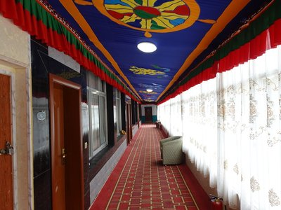 Hotel Snow Leopard guesthouse Tingri Tibet